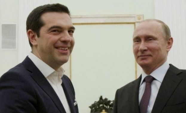 Русия и Гърция ще създадат работна група за насърчаване на