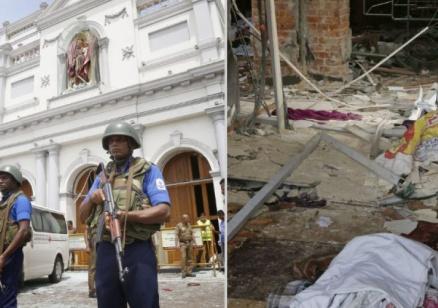 Нови експлозии в Шри Ланка при атаки на църкви и хотели, убитите станаха над 160