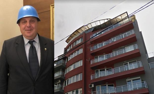 """Снимка: Нов епизод на """"Терасагейт"""" –  сагата с мезонета на Каракачанов"""