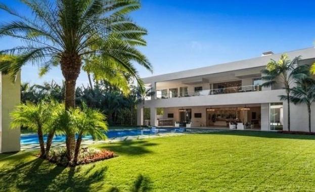 Снимка: Кой е българинът, купил имение за милиони долари в Бевърли Хилс?