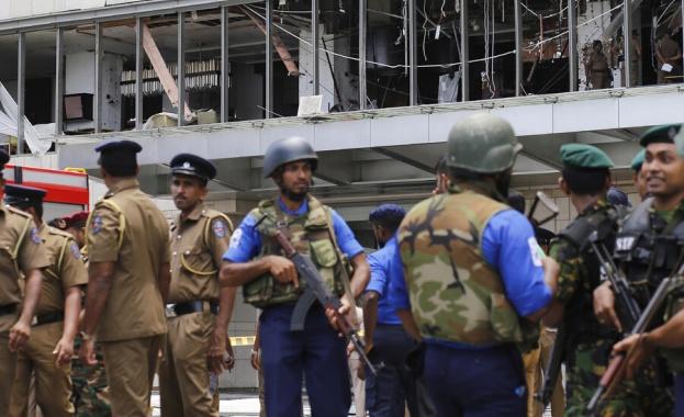 Снимка: ИДИЛ пое отговорност за смъртоносните атентати в Шри Ланка
