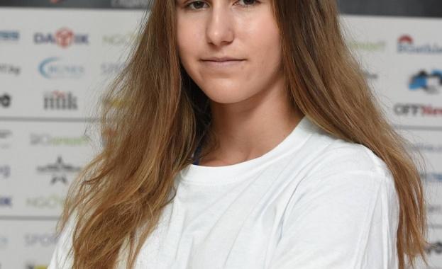 """Друг Спортен талант на """"Еврофутбол"""" – Гергана Топалова, вече с"""
