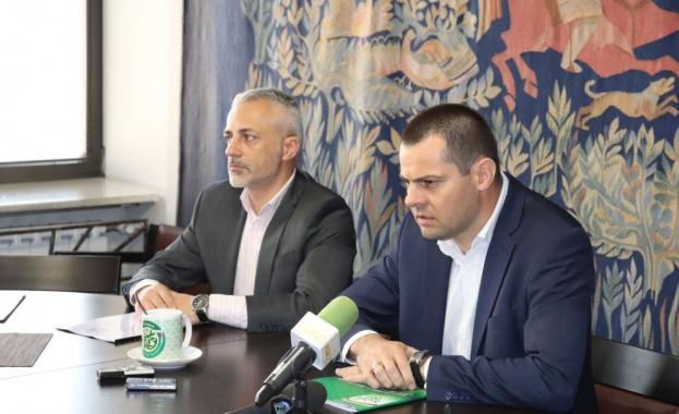 На 25 април в сградата на НЛРС-СЛРБ в столицата се