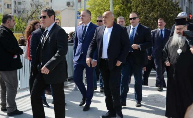 Премиерът Бойко Борисов няма да иска оставката на министъра на