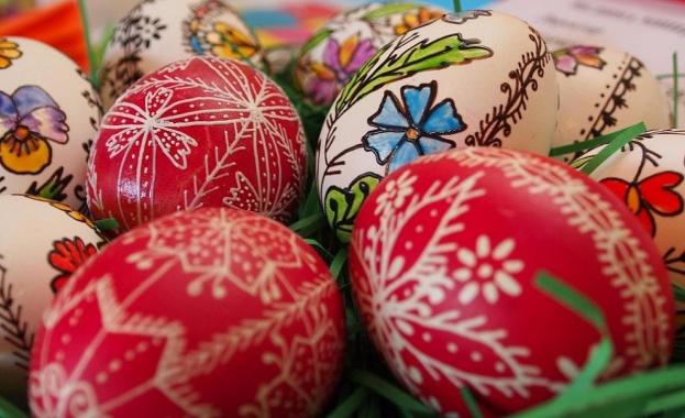 Как да сварим перфектните яйца за Великден?