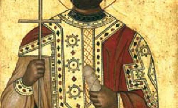 Свети цар Борис-Михаил - покръстител на българите бил родственик на