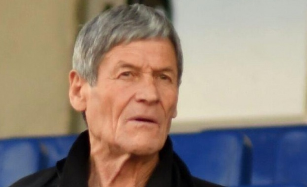 Легендата на Ботев Пловдив и българския футбол Динко Дерменджиев си