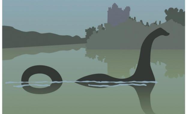 Въпреки че сведения за появата на водния звяр в шотландското