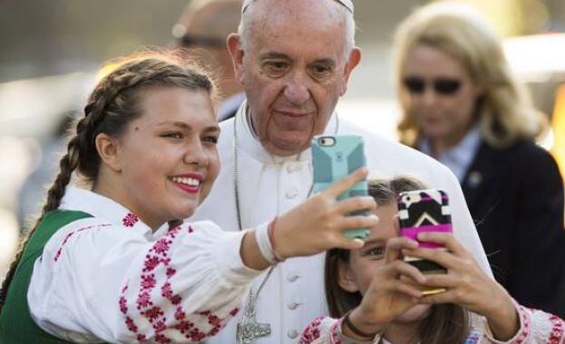 В очакване сме на височайшата визита на папа Франциск в