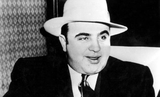 На 4 май 1932 г. прочутият чикагски мафиот Ал Капоне