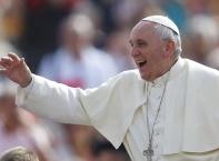 Папа Франциск - различният папа!