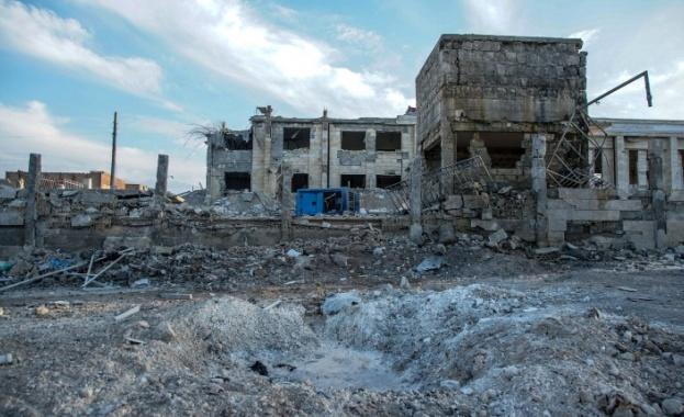 Сирийските провинции Хама и Идлиб бяха подложени на най-малко 110