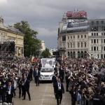 Daily Mail: Папа Франциск е на първото си посещение в най-бедната държава в ЕС