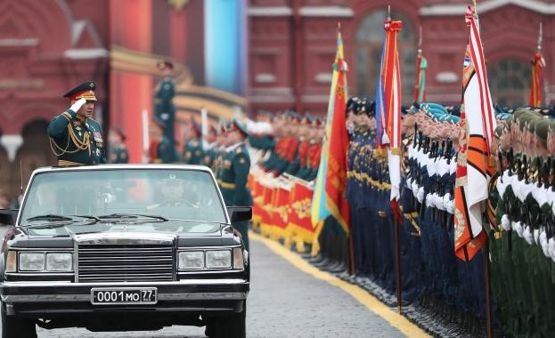 Защо руснаците всяка година честват Деня на победата с парад?