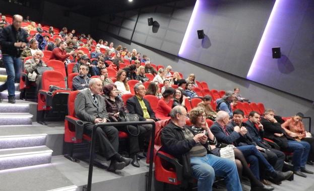 """Снимка: Наградиха участниците в четвъртото издание на Международния фестивал """"Кино в длан"""""""