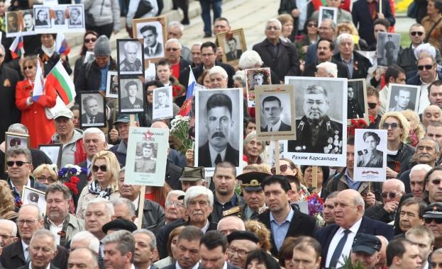 Освен грандиозния парад за 9 май, който завърши, в Москва