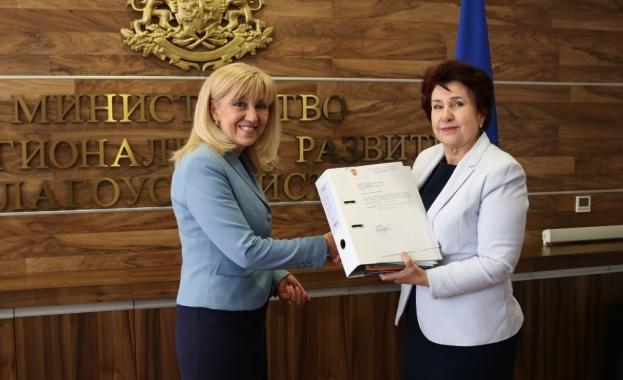 Министерството на регионалното развитие и благоустройството ще финансира строителството на