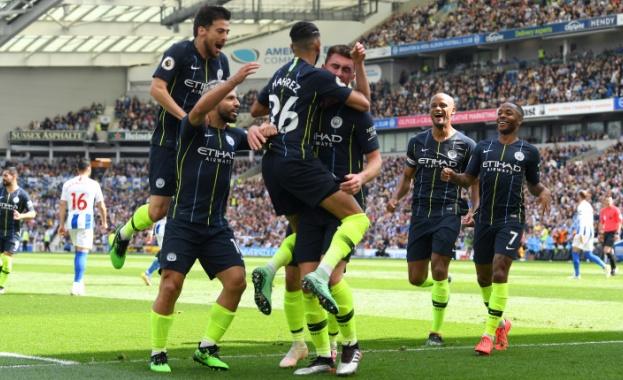 УЕФА изхвърля Манчестър Сити от европейските клубни турнири?