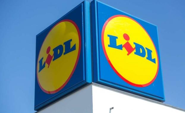 Lidl каза лично 14 500 пъти благодаря на свои клиенти в цялата страна