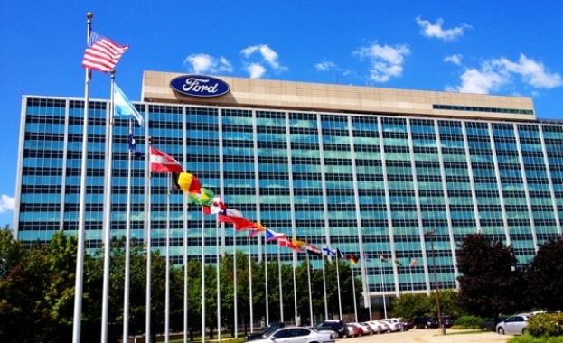 Ford съкращава 550 служители във Великобритания