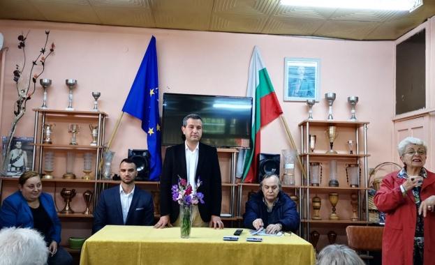 Иван Кръстев и Тодор Стоилов обсъдиха в Пловдив проблемите на глухите в България