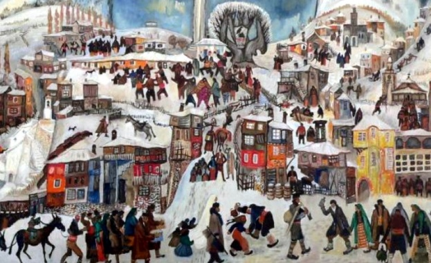 Изложба с картини на прочути български художници се открива в Париж