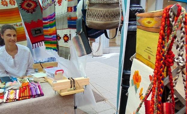 В Пловдив започва традиционният пролетен панаир на занаятите. За първи