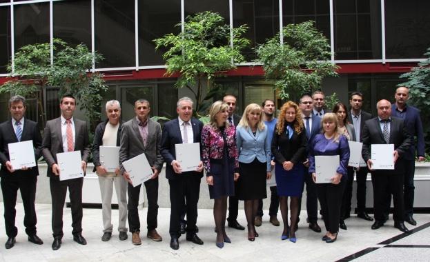 31 проекта ще получат общо над 8 млн. евро по