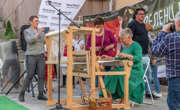 Тринадесетото издание на Седмицата на традиционните занаяти ще се проведе