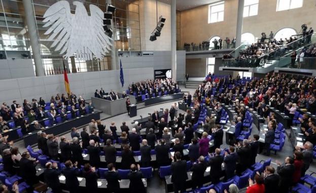 Германският парламент гласува днес да бъде осъдено като антисемитско движение,