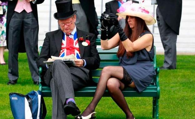 Великобритания е богата на много прекрасни особености, които сме възприели