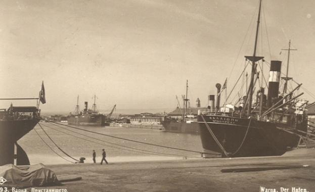 На 18 май 1906 г. тържествено е открито варненското пристанище