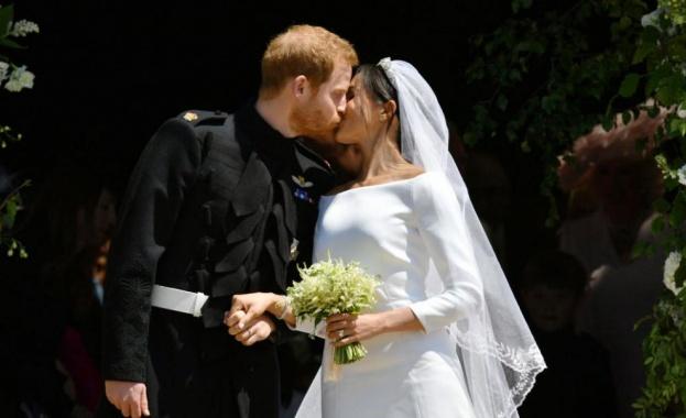На 19 май се навършва една година от приказната сватба