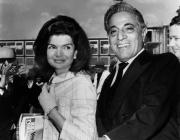 25 години без Джаки Кенеди. От най-прочутата първа дама до съпруга на Онасис