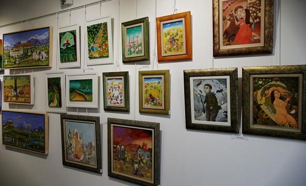 Първият в страната Център за наивистично изкуство отвори врати в