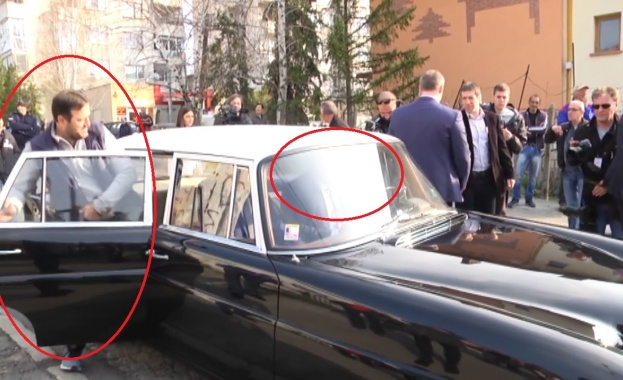 На въпрос от медиите за братовчед си Ради, Борисов отговори: