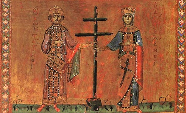 Днес църквата отдава почина на Свети велики царе и равноапостоли