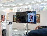 Huawei показа силата на 48-мегапикселовата камера на P30 lite с двуметров принт  в новата галерия nOva Art Space