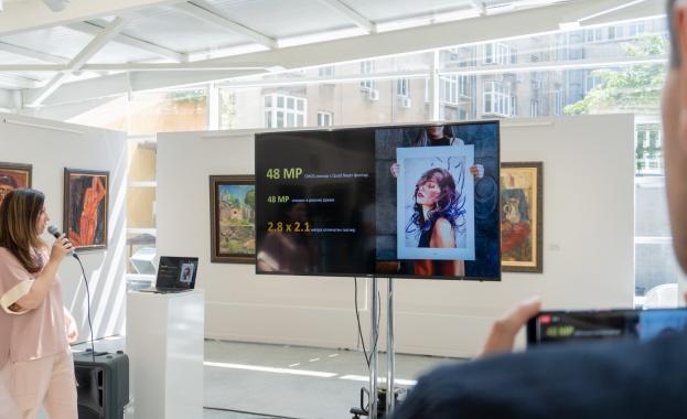 Huawei показа на живо най-новото попълнение от своята лайфстайл серия
