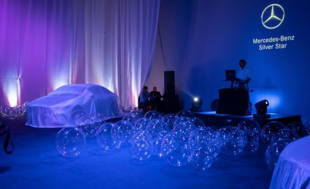 Новият Mercedes-Benz CLA Coupe беше представен в България с бляскаво