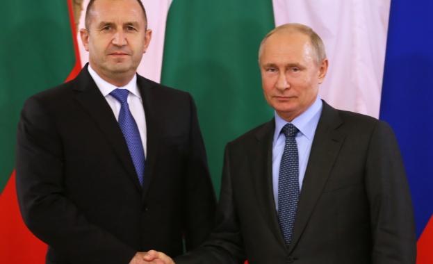 Радев към Путин: Русия има място в изграждане на ядрена централа у нас