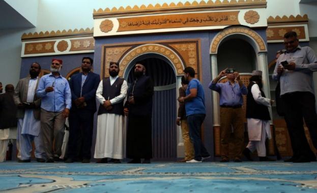 Завърши строежът на първата джамия в Атина