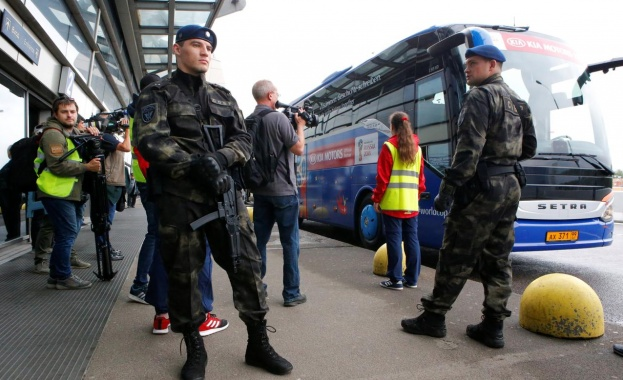 16 обекта в Москва бяха заплашени с бомби