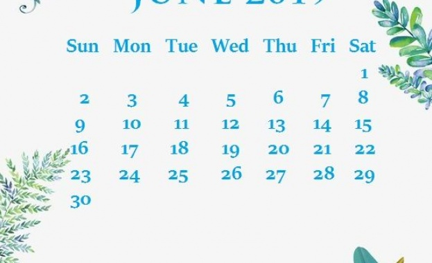 Предстоящи събития в страната на 9 юни