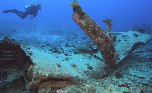 В Северно море откриха потънал праисторически свят