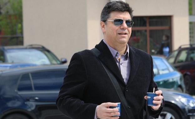 Бившият кмет на столичния район Младост Петко Дюлгеров и обвиняем