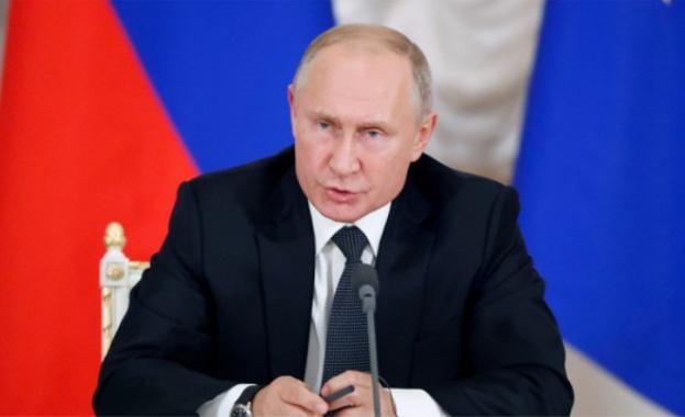 Руският президент Владимир Путин заяви в четвъртък, че връзките между