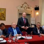 Министър Желязков:  БДЖ трябва да е доставчик на услуга и след 2024 г.
