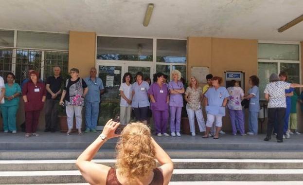Едночасови ефективни протести започват от днес специалистите по здравни грижи