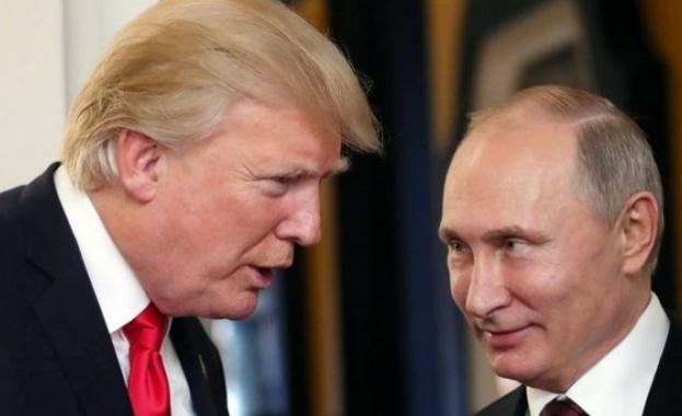 Тръмп: Ще се срещна с Путин на Г-20